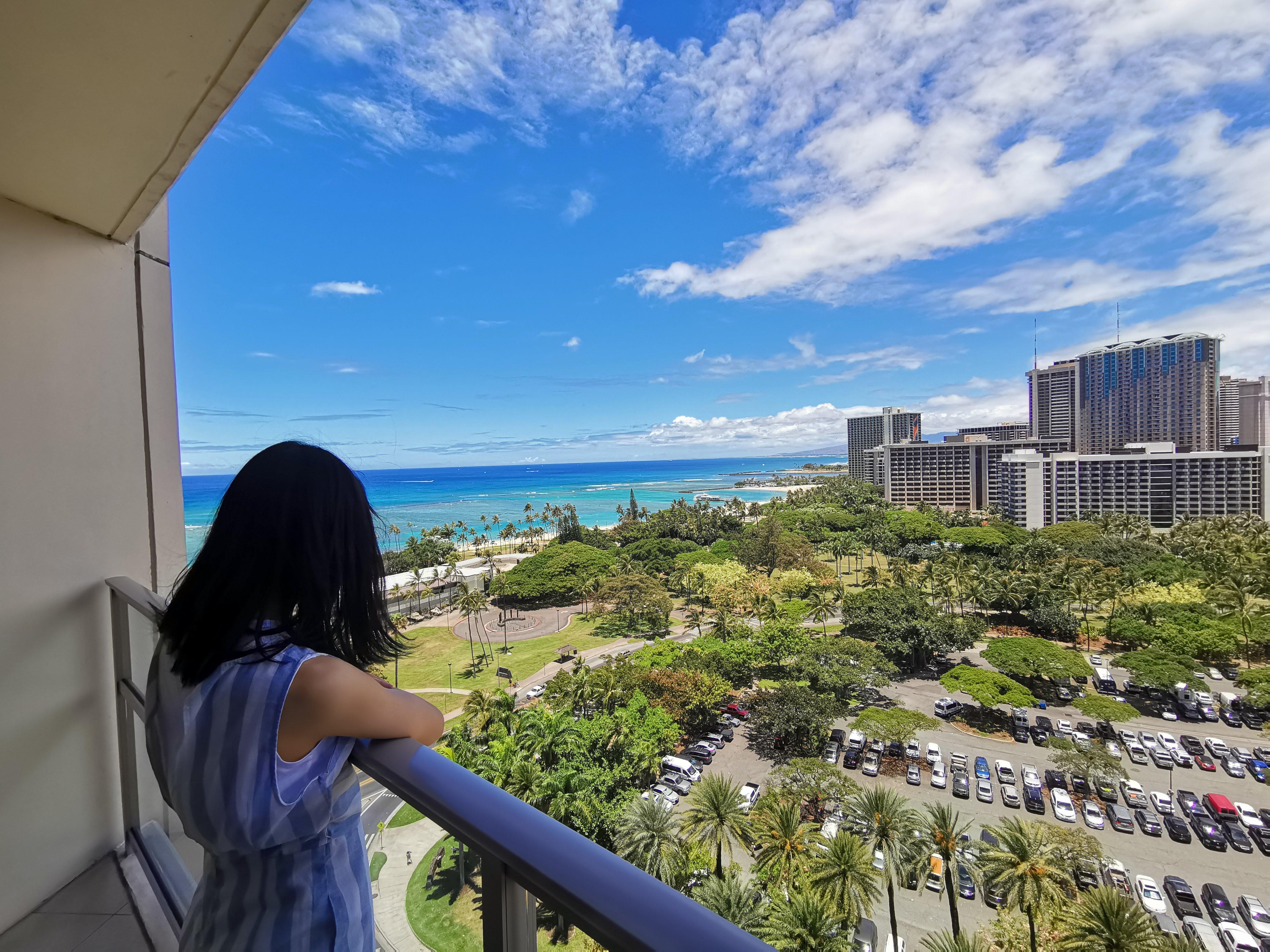 10日間ハワイに行ってきました。