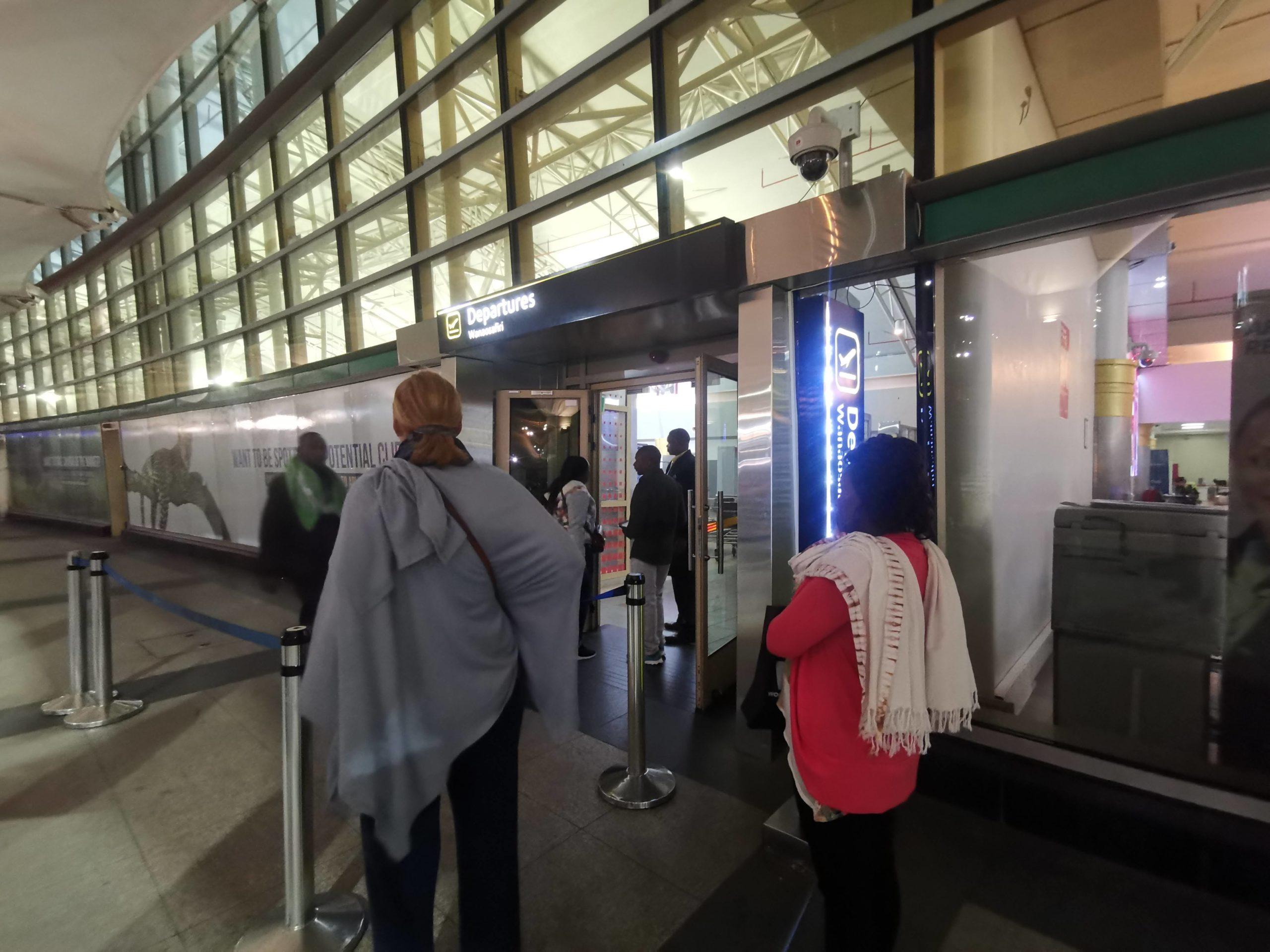 ナイロビ国際空港